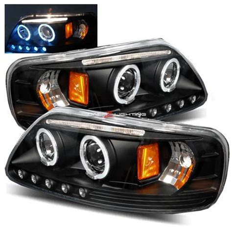 1997 ford f150 headlights 1997 2002 ford expedition led headlights dash z racing