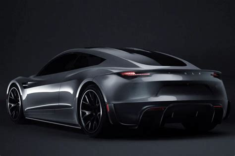 2020 tesla roadster quarter mile not even musk knew the 2020 tesla roadster could look this