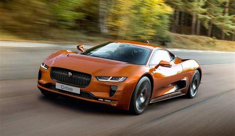 Jaguar J Type 2020 by Jaguar F Type Could Become Mid Engine Supercar Drive Au