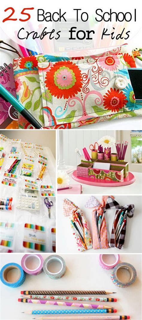 back to school crafts for 25 back to school crafts for hative