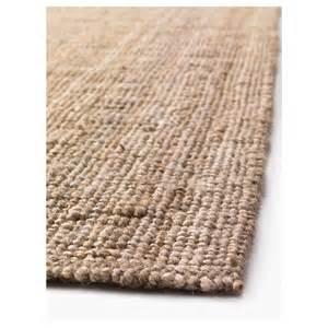 rugs ikea lohals rug flatwoven natural 200x300 cm ikea