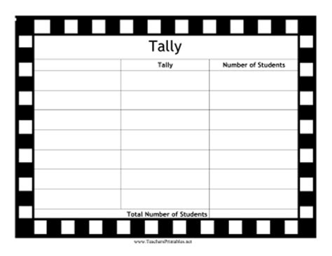 tally a polyamorous large print edition books blank tally chart