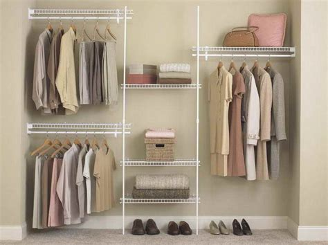 Solutions Closet Organizers by Closetmaid Closet Organizers Storage Solutions