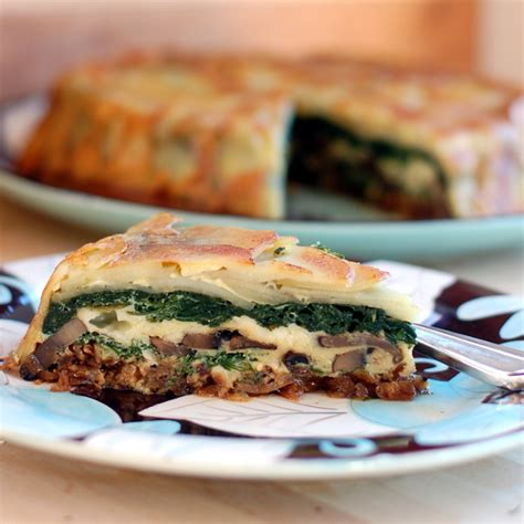 m s layered vegetables layered vegetable tortilla its not easy green