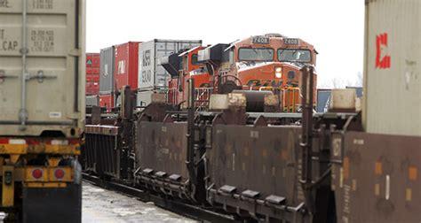 buffett s rail superhighway seeks truck freight finance commerce