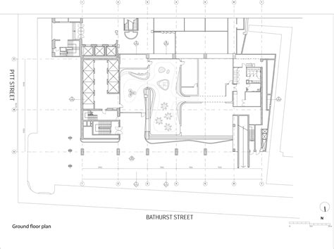 house designs and floor plans nsw gallery of sydney greenland centre marketing suite ptw
