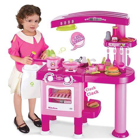 Mainan Modern Kitchen Playset 7922 5 kitchen set mainan anak toys kuya