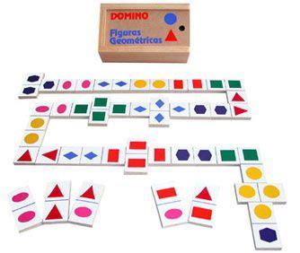 figuras geometricas juegos didacticos domin 243 de figuras geom 233 tricas para ni 241 os as did 225 ctica