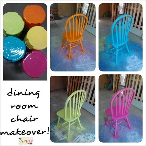 Colored Dining Room Chairs Top 10 Projects Of 2013 My Craftily After