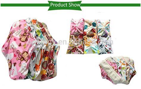 Deeva Menstrual Pad Type Day hi sprout waterproof pads heavy flow cloth sanitary