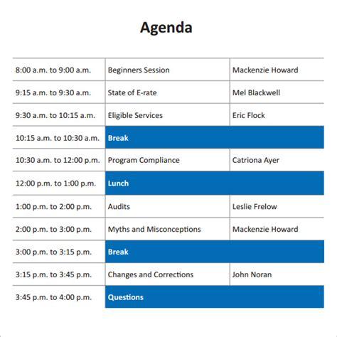100 plc agenda template meeting agenda template work
