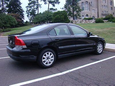 sell   volvo   speed manual  miles black  black  reserve  philadelphia