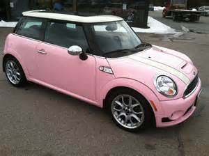 Pink Mini Cooper Convertible Pink Mini Cooper Related Images Start 0 Weili Automotive
