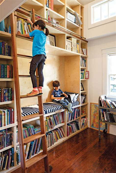 Modern Reading L by Creating A Home Library That S Smart And Pretty