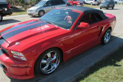 auto air conditioning service 2006 ford mustang parking system find used 2006 ford mustang gt custom convertible in calgary alberta canada