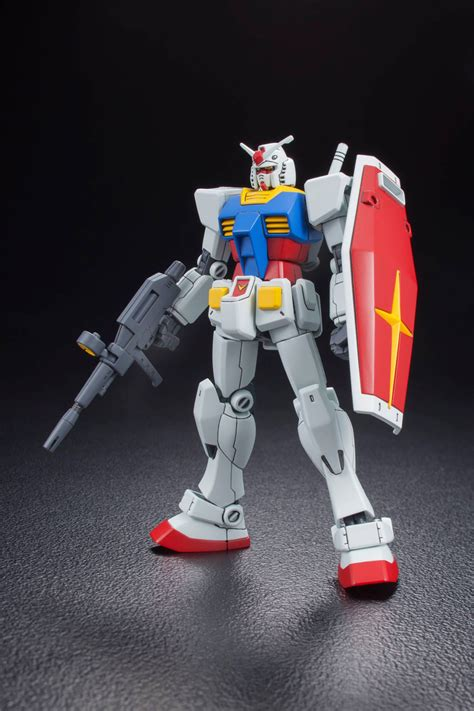 Hg 1144 Rx 78 2 Revive gundam hguc 1 144 rx 78 2 gundam revive ver new images release info updated 5 24 15