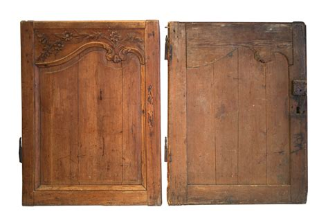 Pantry Buffet by Buffet Pantry Doors 18th Century Pair Omero Home