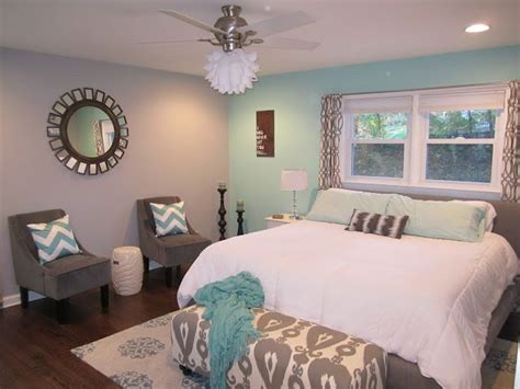 Teal And Grey Bedroom Walls by 25 Best Ideas About Teal Bedroom Walls On
