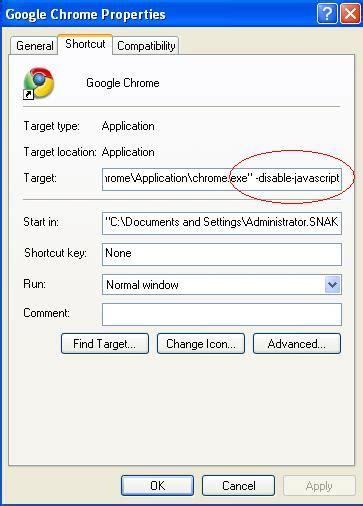chrome javascript how to enable and disable javascript mkyong com