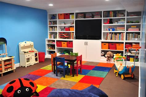 kid storage kids playroom designs ideas