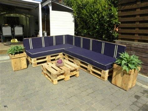 foto of patio furniture made out of pallets 18 cool patio