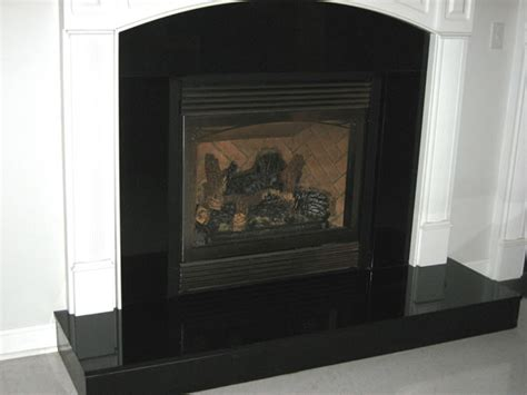 Granite Surround Fireplace by Surrounds In Marble And Granite From Dernis International