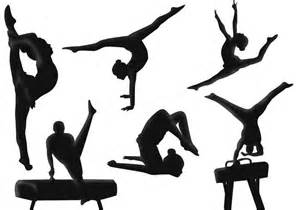 Gymnastic vectors download free vector art stock graphics amp images