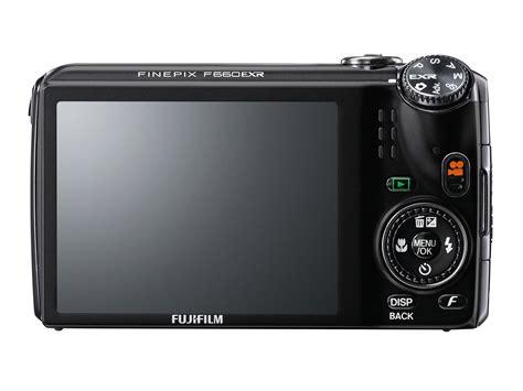 Kamera Fujifilm Finepix F660exr fujifilm releases finepix f660exr 15x compact superzoom