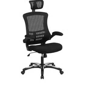 high back mesh office chair with headrest buy black mesh high back office chair with headrest