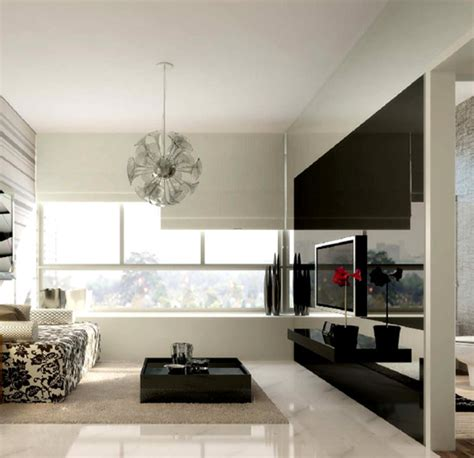 modern luxury interior design of singapore residential