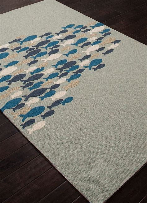 Fish Area Rug by 17 Best Images About Coastal Living Room 2015 On