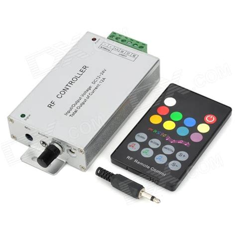 288w Rgb Led Light Rf Music Controller W Remote Musical Lights Controller