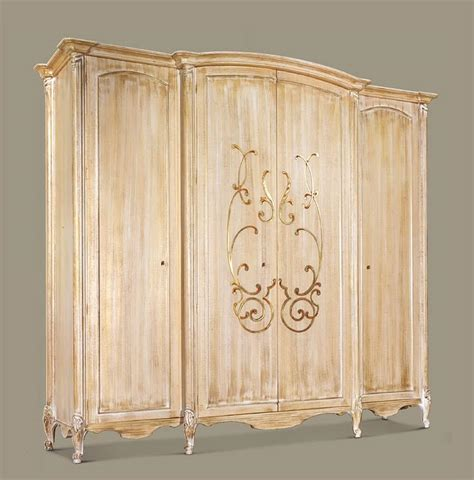 Carved Wardrobe by Wardrobe For Luxurious Hotel Suites 4 Doors Carved