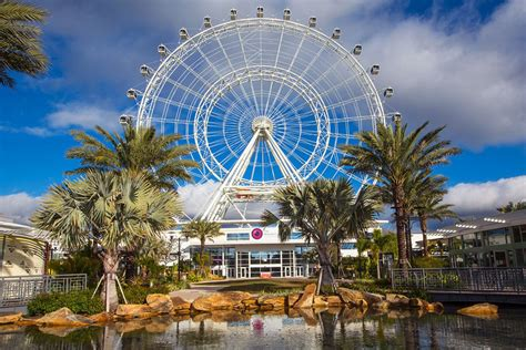 Car Plans by The Orlando Eye Discount Tickets Crowds Hours