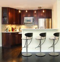Small Kitchen With Dark Cabinets by Small Kitchens Dark Cabinets Home Trendy