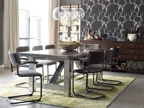 industrial dining room top 5 industrial style dinning rooms