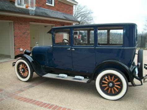 1927 dodge brothers 1927 dodge brothers touring sedan for sale in waco