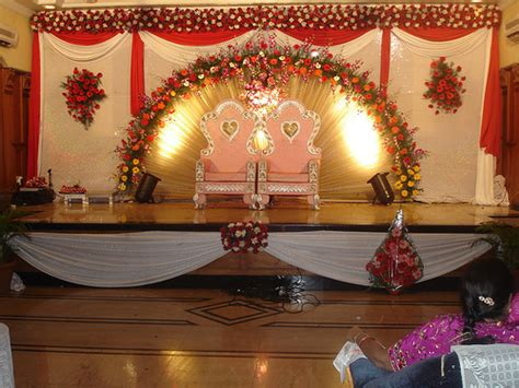 fall stage decorations wallpaper backgrounds indian wedding stage decoration