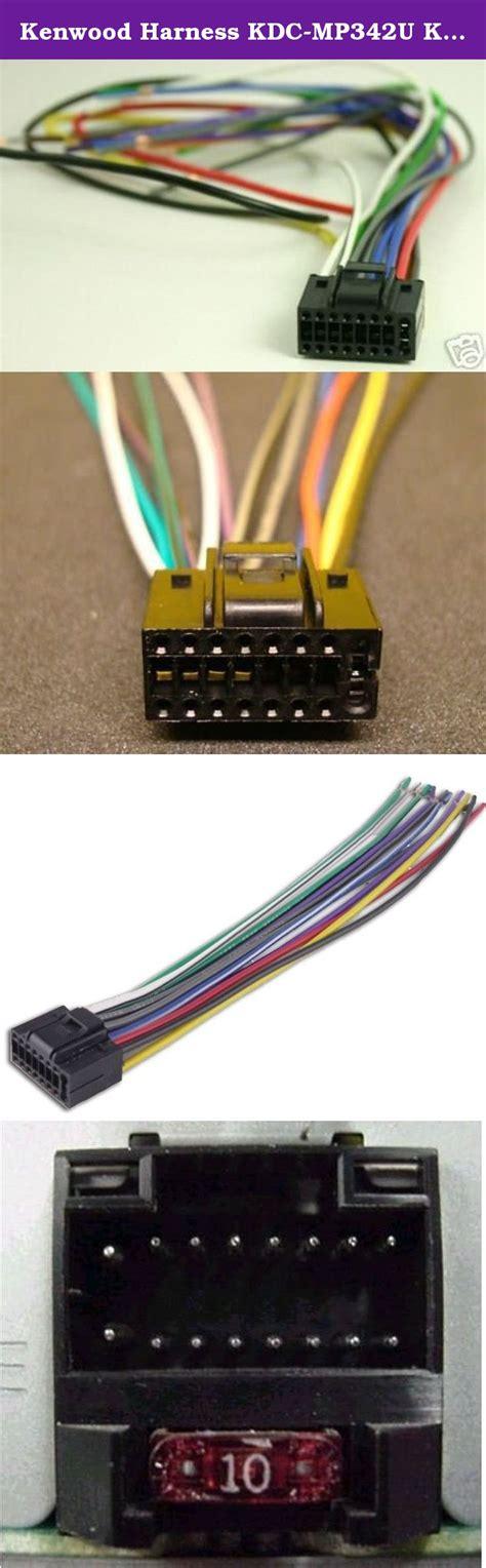 kenwood kdc mp342u wiring harness 33 wiring diagram