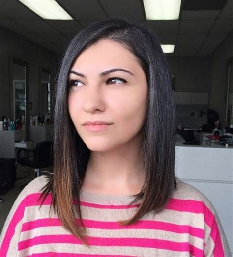 uneven haircuts for straight hair 50 amazing and awe inspiring asymmetrical bobs