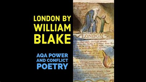 themes london william blake london william blake analysis aqa poetry youtube