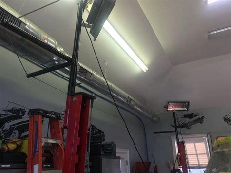 car lift lighting best 25 garage car lift ideas on car lift for