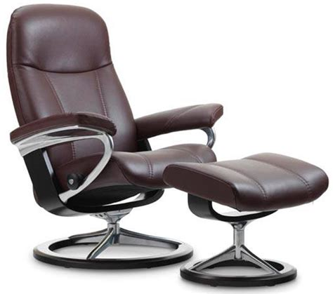 ekornes stressless recliner parts ekornes stressless consul signature base chair and ottoman
