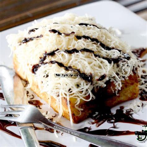 cara membuat roti bakar rasa coklat keju 15 resep roti bakar special enak coklat keju strawberry