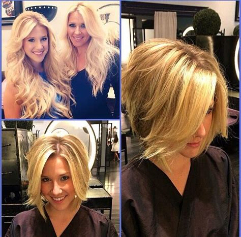 what kind of haircut did savannah chrisley get savannah chrisley s hair hairstyles pinterest bobs