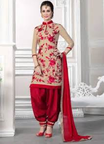 Stylish patiala salwar kameez dresses collection 600x825