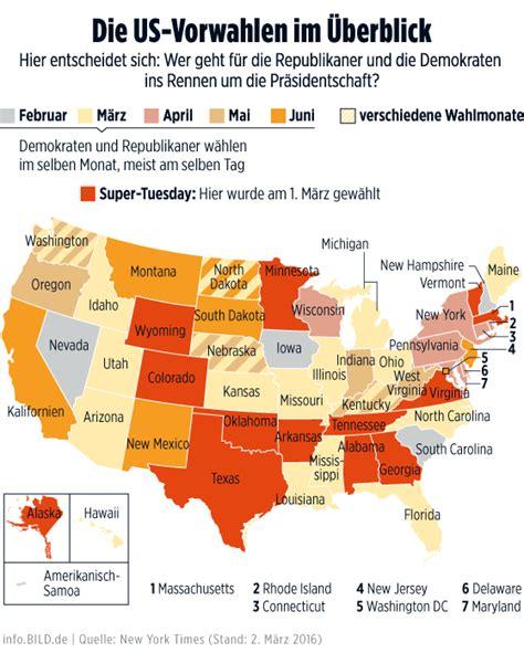 Wahl In Den Usa Diese - vorwahlen usa karte karte 2018