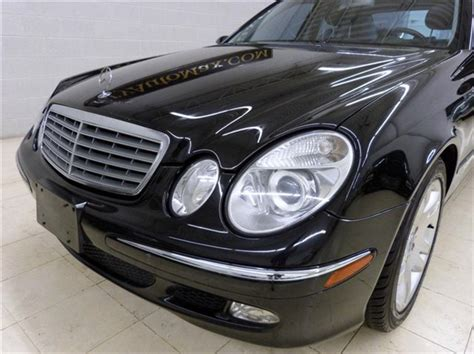 accident recorder 2003 mercedes benz e class electronic throttle control 2003 used mercedes benz e class e500 at luxury automax serving chambersburg pa iid 11871341