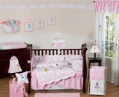 Ballerina Baby Bedding Crib Sets by Ballerina Crib Bedding Collection