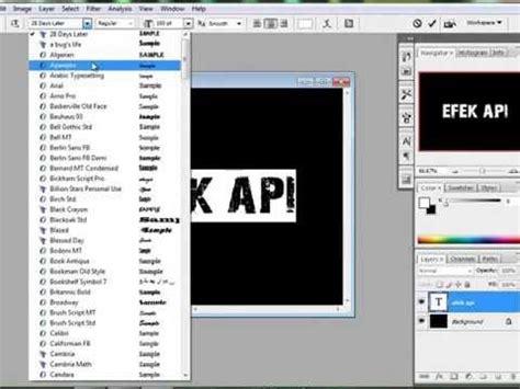 cara membuat alis dengan photoshop cs3 cara membuat efek api di photoshop cs3 youtube